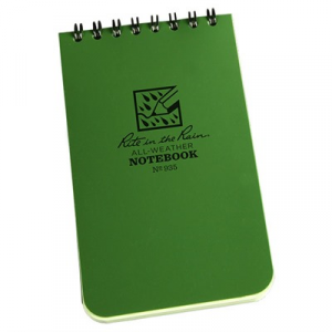 Rite In The Rain All-Weather Spiral Bound Notebooks