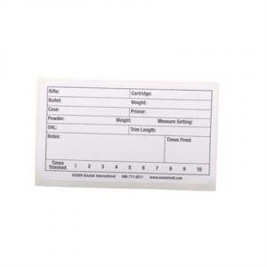 Sinclair International Ammo Box Labels