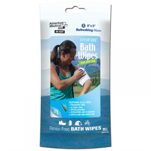 Adventure Medical Kits Adventure Bath Wipes