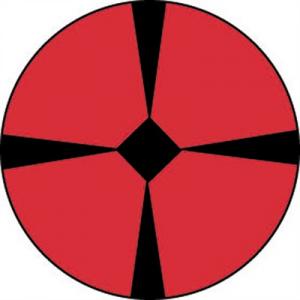 Lyman Accupoint Dots - 1' (100pk)