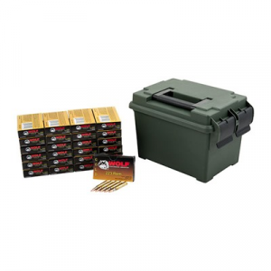 Wolf Gold Ammo 223 Remington 55gr Fmj Ammo Can