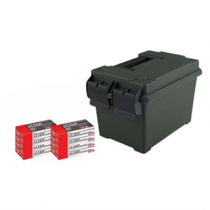 Aguila Pistol Ammo Cans