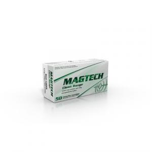 Magtech Ammunition Cleanrange Ammo 9mm Luger 124gr Schp