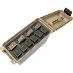 Mtm Double Stack Tactical Magazine Can