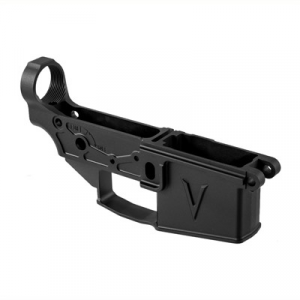 V Seven Weapon Systems Ar-15 Lower Receiver Enlightened Aluminum