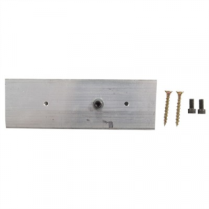 Stock Shop Rifle Thin Singlepoint Butt Plate