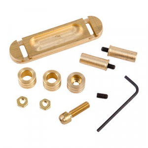 100 Straight Products Adjustable Plate Hardware Kit