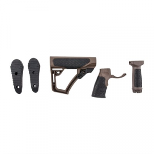 Daniel Defense Ar-15 Furniture Set Collapsible Polymer