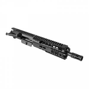 "Radical Firearms Ar-15 8.5"" Upper Assembly 300blk Hbar Hybrid Rail No Bcg Or Ch"