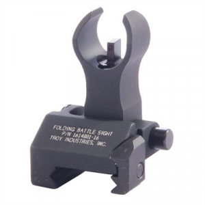 Troy Industries, Inc. Ar-15 Flip-Up Hk-Style Dual Aperture Front Sight