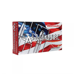 Hornady American Whitetail Ammo 300 Win Mag 180gr Interlock Sp