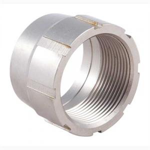 Savage Savage 116 Barrel Lock Nut Stainless Steel Silver