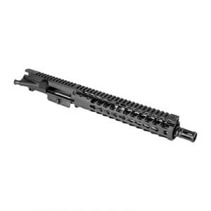 "Radical Firearms Ar-15 10.5"" Upper Assy 300 Blk Hbar Std Keymod Rail No Bcg Or Ch"