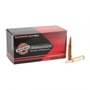 Black Hills Ammunition 223 Remington 77gr Matchking Hollow Point Ammo