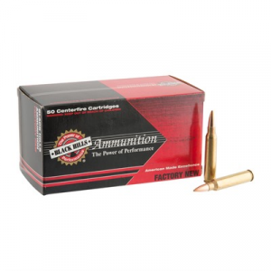 Black Hills Ammunition 223 Remington 69gr Matchking Ammo