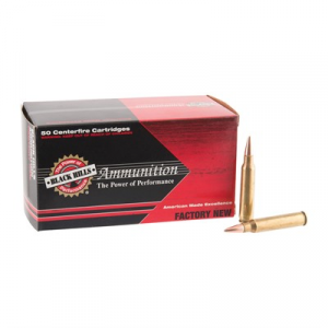 Black Hills Ammunition 223 Remington 75gr Heavy Match Hollow Point Ammo