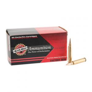 Black Hills Ammunition 223 Remington 62gr Tsx Ammo