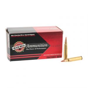 Black Hills Ammunition 223 Remington 50gr V-Max Ammo