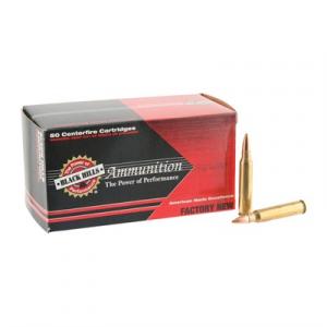 Black Hills Ammunition 223 Remington 52gr Match Hollow Point Ammo