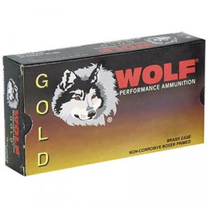 Wolf Gold Ammo 6.5mm Grendel 120gr Mpt