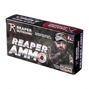 Reaper Ammunition Llc 5.56mm Nato 77gr Open Tip Match Ammo