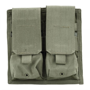 Blackhawk Industries Ar-15 Strike Double Mag Pouch Holds 4