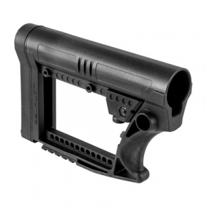 Luth-Ar Llc Ar-15 Skullation Stock Assembly Collapsible Carbine Length
