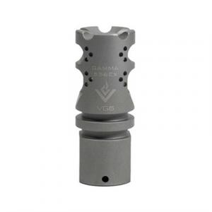 Vg6 Precision Ar-15 Gamma 556 Ex Muzzle Brake 5.56