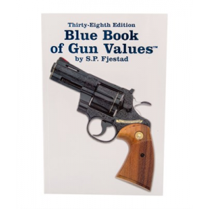 Blue Book Publications Blue Book Of Gun Values 38th Edition
