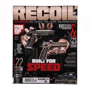 Recoil Recoil Magazine