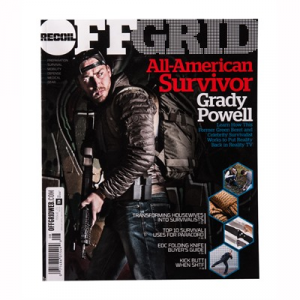 Recoil Recoil Presents Offgrid Magazine