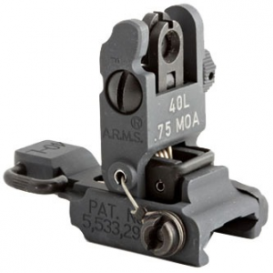 A.R.M.S.,Inc Ar-15 40l-Sp Same-Plane Rear Sight