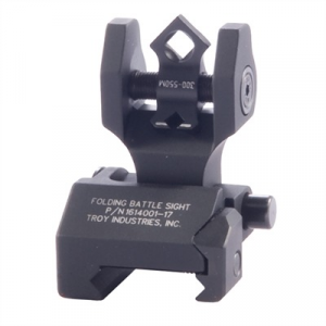 Troy Industries, Inc. Ar-15 Dual Aperture Doa Rear Sight