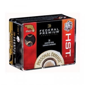 Image of Federal Premium Personal Defense Ammo 38 Special 129gr Hst