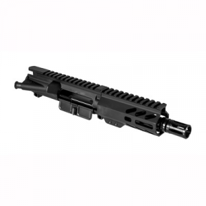 "Critical Capabilities Llc Ar-15 5.5"" 9mm Upper Receiver W/4"" M-Lok Rail No Bcg Or Ch"