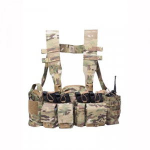 """Velocity Systems Uw Chest Rig """" The Pusher"""" Gen Iv"""