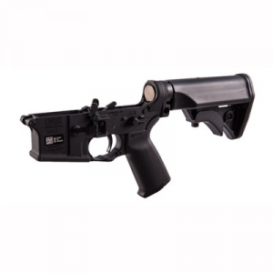 Lwrc International Ar-15 Lower Receiver Complete Ambidextrous
