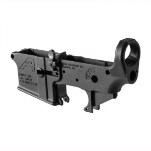 Aero Precision Ar-15 Ambidextrous Lower Receiver 5.56 Black