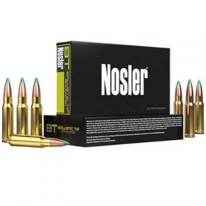 Nosler, Inc. Ballistic Tip Ammo 260 Remington 120gr Ballistic Tip