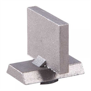 """Allan Foundry Rifle Dovetail .100"""" Oversize Front Sight"""