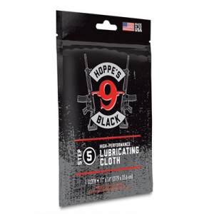 Hoppes Black Lubricating Cloth