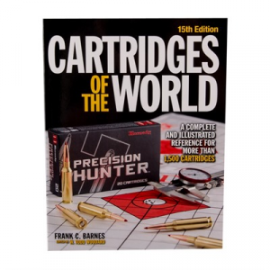 Gun Digest Cartridges Of The World 15th Edition