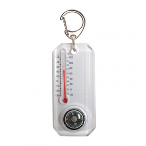 Ultimate Survival Technologies Compass Thermometer