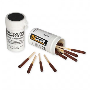 Ndur Survival Matches 2 Pack
