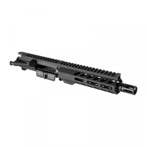 "Critical Capabilities Llc Ar-15 8"" 9mm Upper Receiver W/ 7"" M-Lok Rail No Bcg Or Ch"