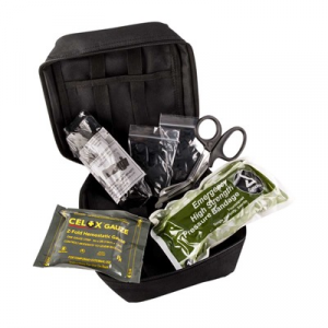 Think Safe Inc Active Shooter Trauma Kit Single Person