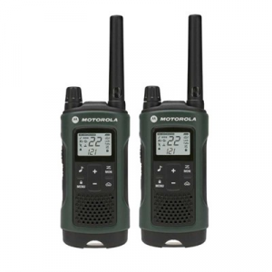 Motorola Talkabout T465 Green 35 Mile Two-Way Radio