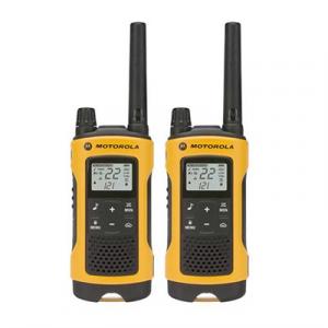 Motorola Talkabout T400 Yellow 35 Mile Two-Way Radio