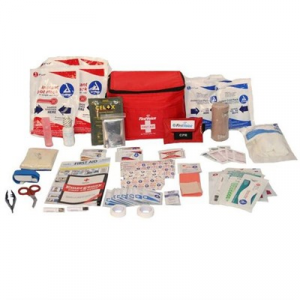 Think Safe Inc Deluxe Hiking And Outdoor First Aid Kit
