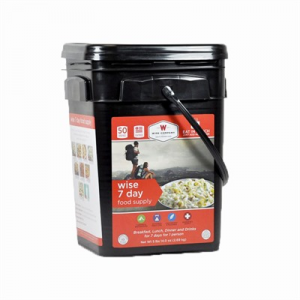 Wise Foods Outdoor 7 Day Food Supply Bucket